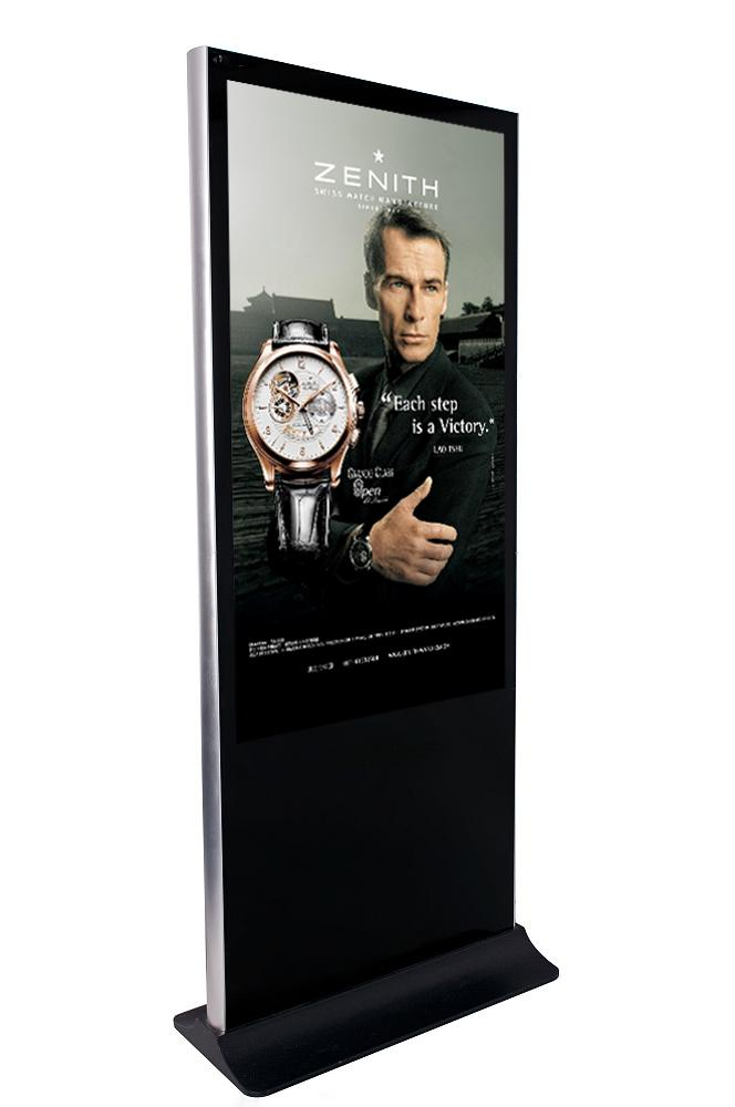 LCD advertising display