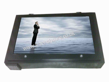 LCD enclosure