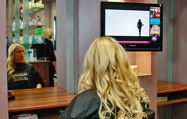 For all your outdoor digital signage enclosures hardware - Salon marketing digital ...