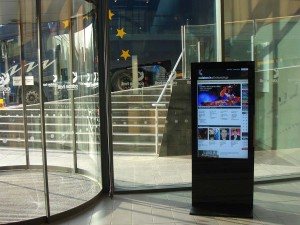 London digital signage