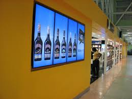Digital signage hire companies